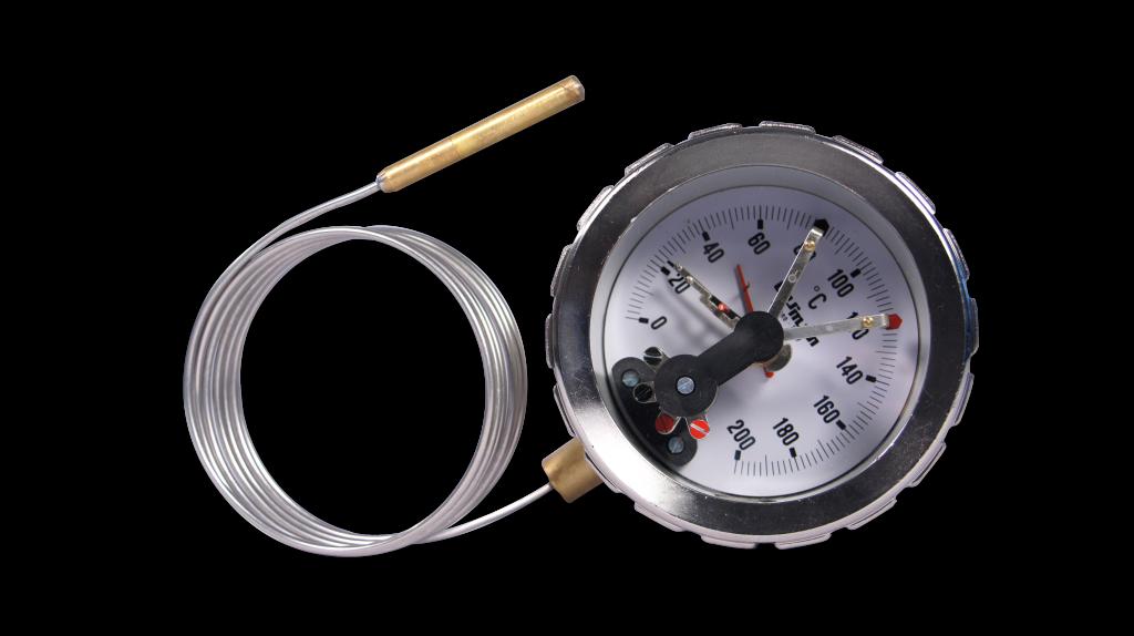 Liquid Filled Thermometers Nuwatt